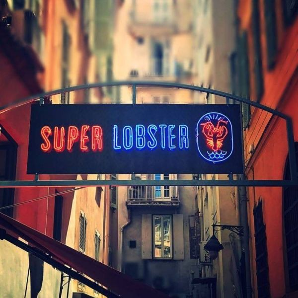 Superlobster - Restaurant Nice